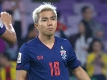 Tajlandia 1:2 Chiny