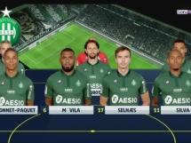 Saint Etienne 1:2 Olympique Lyon