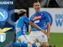Napoli 2:1 Lazio Rzym