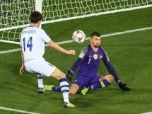 Australia 0:0 Uzbekistan