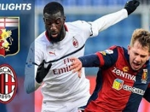 Genoa 0:2 AC Milan