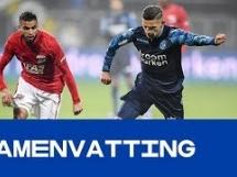 AZ Alkmaar 2:0 Vitesse