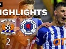 Kilmarnock 2:1 Rangers