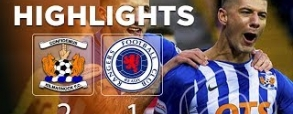 Kilmarnock - Rangers