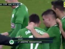 Panathinaikos Ateny 1:0 Lamia