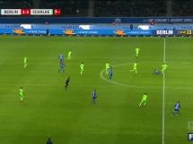 Hertha Berlin 2:2 Schalke 04