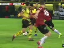 Borussia Dortmund 5:1 Hannover 96