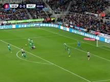 Newcastle United 0:2 Watford