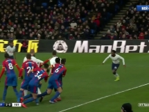 Crystal Palace 2:0 Tottenham Hotspur