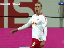 Fortuna Düsseldorf 0:4 RB Lipsk