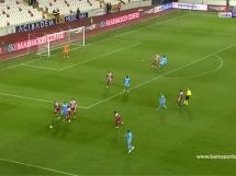 Sivasspor 1:1 Trabzonspor
