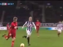 Heerenveen 0:2 AZ Alkmaar