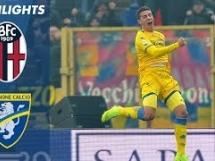 Bologna 0:4 Frosinone