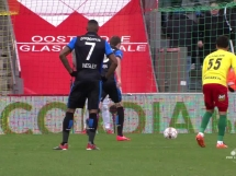 Oostende 2:2 Club Brugge