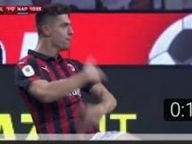 Piątek z pierwszym golem dla Milanu!