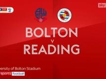Bolton 1:1 Reading