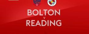 Bolton - Reading