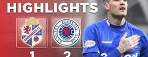 Cowdenbeath 1:3 Rangers