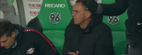 Hannover 96 - RB Lipsk