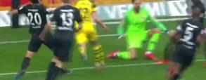 Eintracht Frankfurt 1:1 Borussia Dortmund