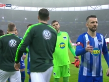 Hertha Berlin 0:1 VfL Wolfsburg