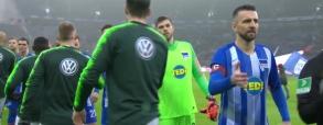 Hertha Berlin - VfL Wolfsburg