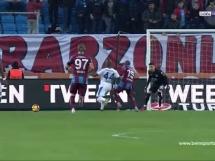 Trabzonspor 1:0 Ankaragucu