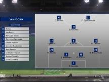 Napoli 3:0 Sampdoria