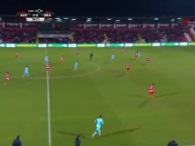 Aves 0:2 Sporting Braga