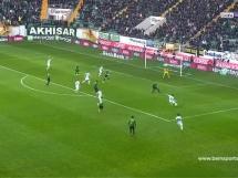 Akhisar Belediye 0:3 Basaksehir