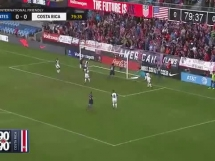 USA 2:0 Kostaryka