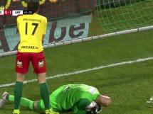 Oostende 0:2 Antwerp