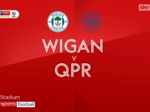 Wigan Athletic 2:1 Queens Park Rangers