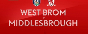 West Bromwich Albion - Middlesbrough