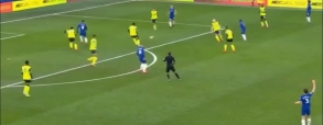 Pierwsze trafienie Gonzalo Higuaina w Chelsea!