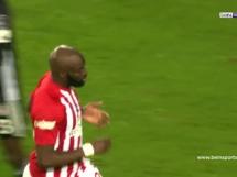 Antalyaspor 2:6 Besiktas Stambuł