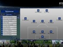 Frosinone 0:1 Lazio Rzym