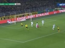 Borussia Dortmund 3:3 Werder Brema