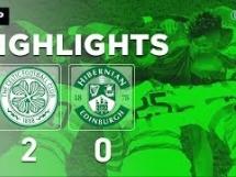 Celtic 2:0 Hibernian