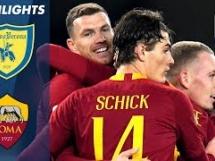 Chievo Verona 0:3 AS Roma
