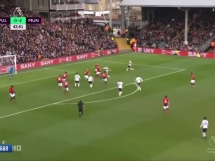 Fulham 0:3 Manchester United