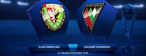 Śląsk Wrocław - Zagłębie Sosnowiec
