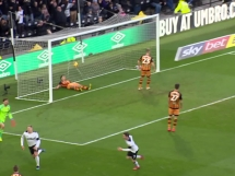 Derby County 2:0 Hull City