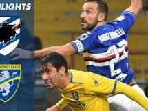 Sampdoria 0:1 Frosinone