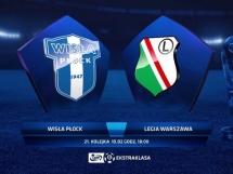 Wisła Płock 0:1 Legia Warszawa