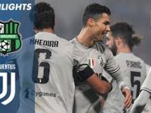 Sassuolo 0:3 Juventus Turyn