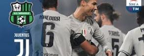 Sassuolo - Juventus Turyn