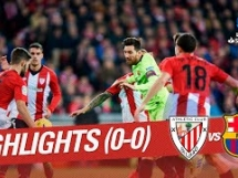 Athletic Bilbao 0:0 FC Barcelona