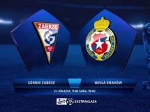 Górnik Zabrze 2:0 Wisła Kraków