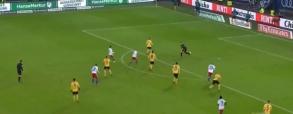Hamburger SV - Dynamo Drezno